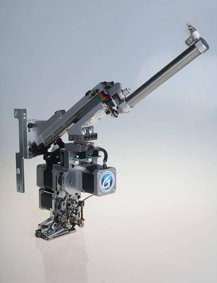 2JP308M双金片绣大片(电机切片)移动装置