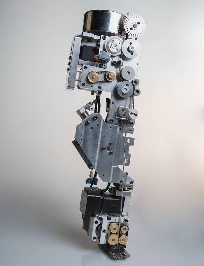ZX22珠子绣装置(侧装正提升)