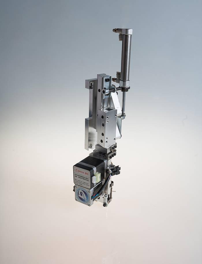 2JP101M双金片绣(电机切片)侧装置