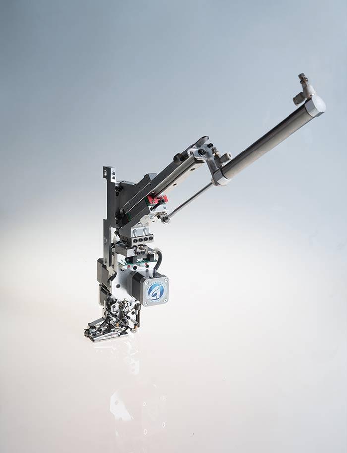 2JP307M双金片绣(电机切片)移动装置