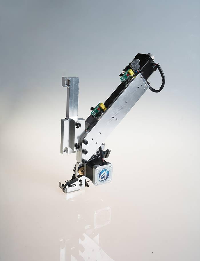 JP605单金片(电机升降)正装置
