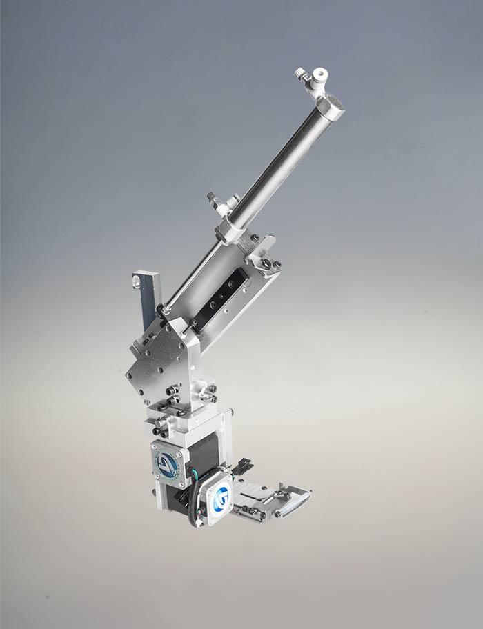 JP606单金片绣(40mm)正装置
