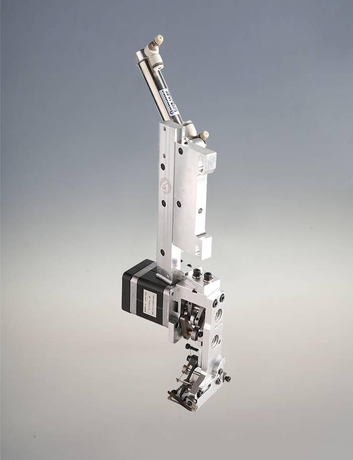 JP701M单金片小头距(电机切片)装置