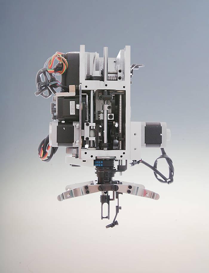 PDX11A盘带绣(电机锁头)装置