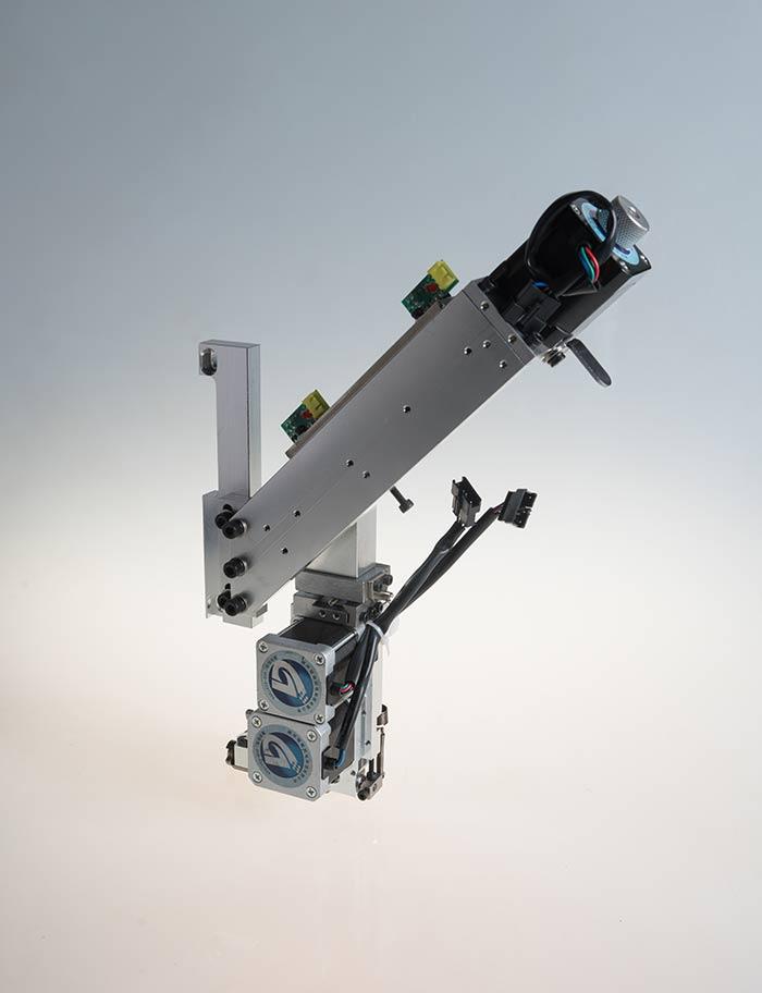 2JP205双金片绣(电机升降)正装置