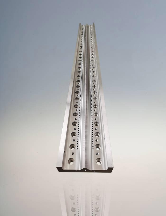 喷丝板(熔喷头)1600mm